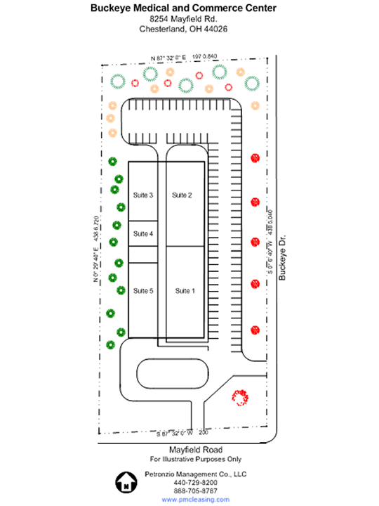 Buckeye Medical Site Plan