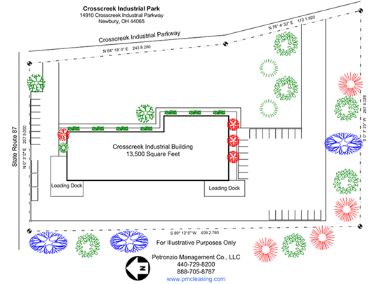 Cross Creek Site Plan