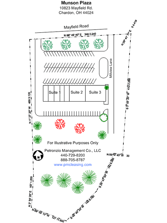 Munson Plaza Site Plan